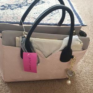betsey Johnson handbags!
